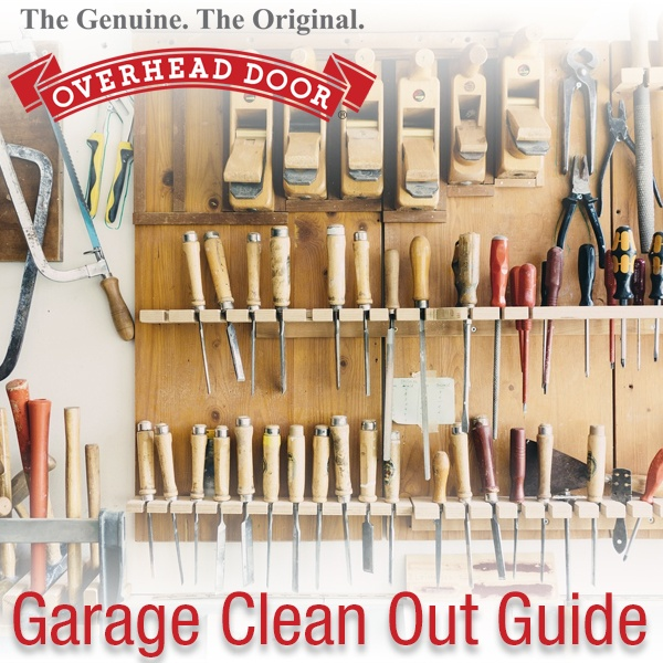 Overhead Door San Angelo Garage Clean Out Guide