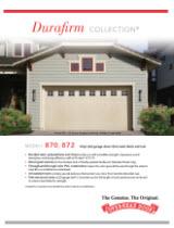 garage door brochure