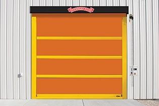 Rolling Steel Service Doors 611