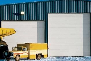 Rolling Steel Service Doors 626