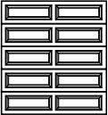 garage door design 5x2